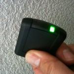 BUDGET-GPS-Fahrtenbuchlösung. Mit VOR-ORT-EINBAU, CD (Software) und USB-Kabel (Datenübertragung).