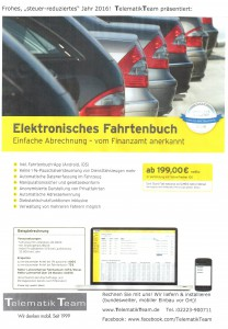 App-Fahrtenbuchlösung