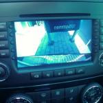 Umrüstung Mercedes ML (W164) durch TelematikTeam + Rückfahrkamera + Multimediakopfstützen + DVB-T + Fahrmodul...