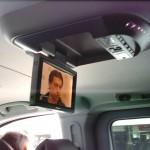 Rearseatentertainment im Mercedes-Benz Vito/Viano: