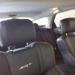 """Lieferung + Multimedia-Kopfstützenmontage + DVB-T in US-Car """"Chrysler 300c"""" durch TelematikTeam"""