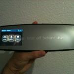 ...mit kapazitativem Display + Bluetooth!
