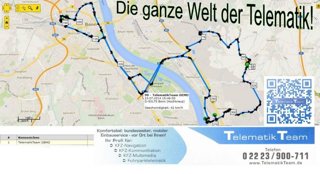 TelematikTeam - die ganze Welt der Telematik